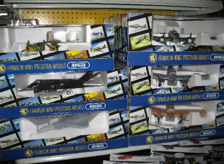 Performance Hobbies, Webster, New York, diecast airplanes