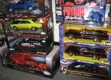 Performance Hobbies, Webster, New York, diecast cars