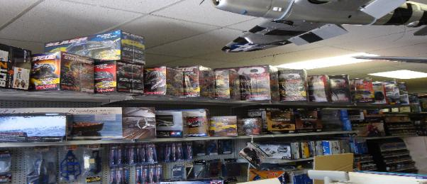 Performance Hobbies, Webster, New York, remote control radio control cars and trucks