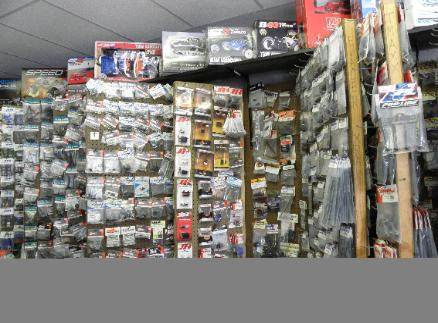 Performance Hobbies, Webster, New York, remote control cars and trucks